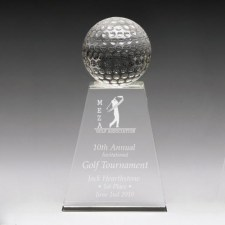 crystal-golf-award